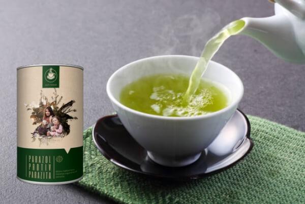 parazol tea dosage usage