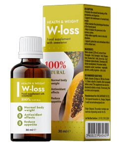 w-loss drops for weight loss review official website