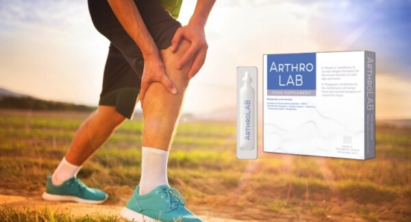 ampoule for joint health
