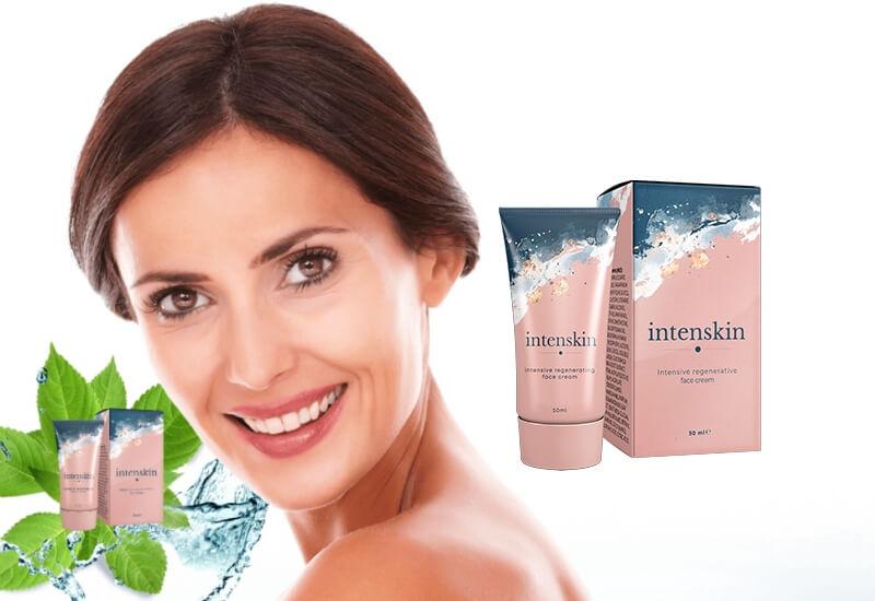 face cream inten skin