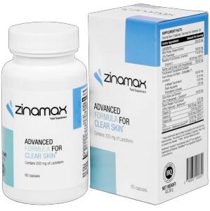 Zinamax capsules Review