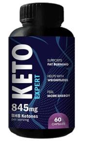 KetoExpert 845 mg 60 capsules Review