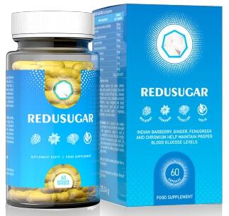 ReduSugar capsules review