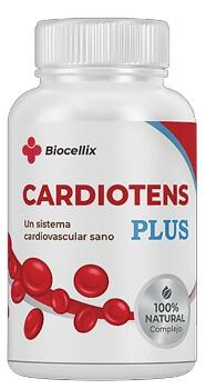 Cardiotens Plus Biocellix capsules Review