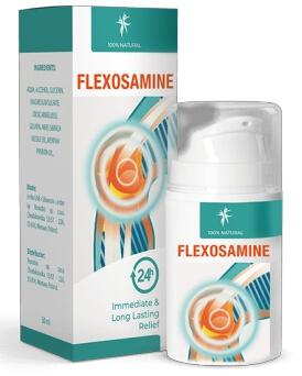 Flexosamine cream Review Official Website
