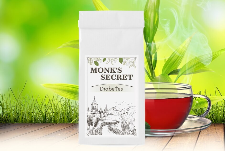 Instructions and daily dose monks secret