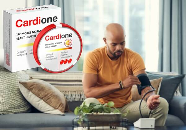 Cardi One capsules effects