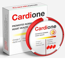 CardiOne capsules Review Official Website