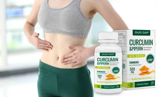 DUOC&P Curcumin & Piperin