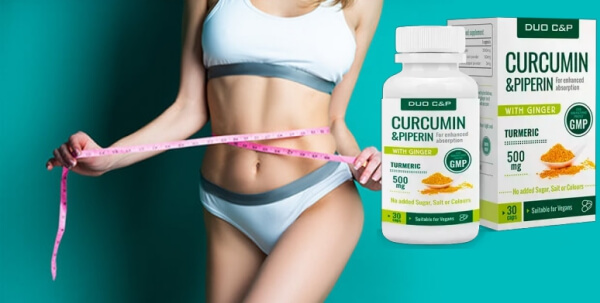 DUO C&P Curcumin & Piperin Review – All-Natural Pills for a Slimmer Waistline & Better Metabolism in 2021!